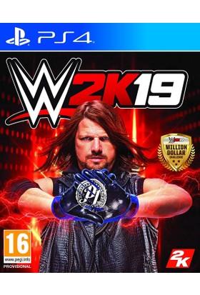 Sony PS4 Wwe 2K19 - W2K19