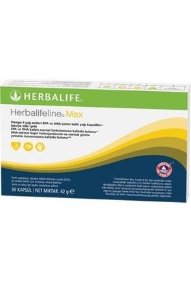 Herbalifeline Max Omega-3 30 Kapsül
