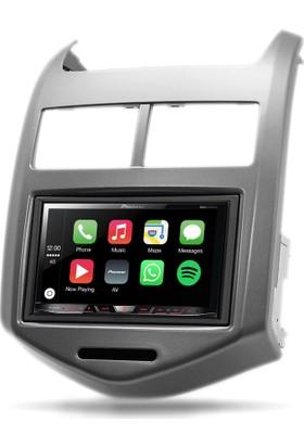 Pioneer Chevrolet Aveo Apple Carplay Android Auto Multimedya Sistemi 7 İnç