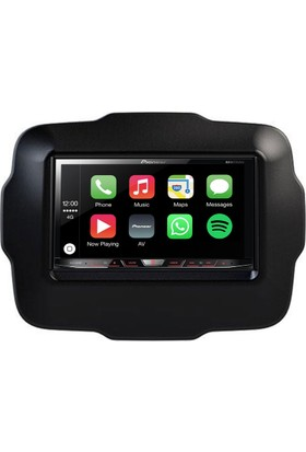 Pioneer Jeep Renegade Apple Carplay Android Auto Multimedya Sistemi 7 İnç
