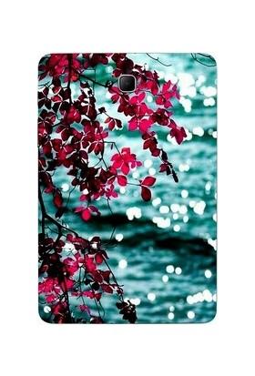GoGo Samsung Galaxy Tab A Sm T350 Manzara Desenli Kılıf