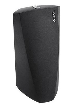 Denon Heos 3 (Siyah) Kompakt Kablosuz Hoparlör Sistemi