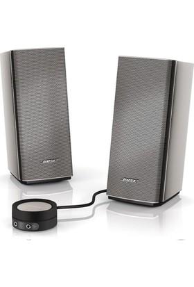 Bose Companion 20 Bilgisayar Hoparlo¨Ru¨ Gümüş