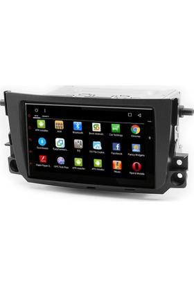 Mixtech Fortwo Android Navigasyon Ve Multimedya Sistemi 7 İnç Double Teyp