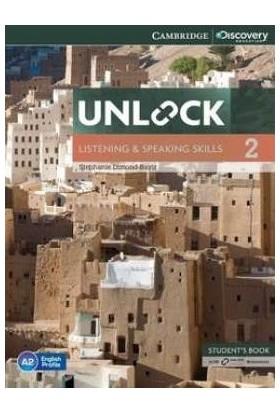 Cambridge Unlock Listening and Speaking Skills 2 Student s Book