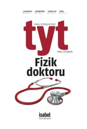 İsabet Yayınları Tyt Fizik Doktoru