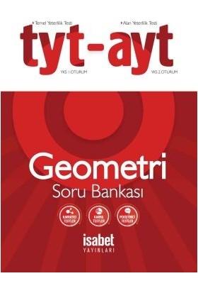 İsabet Yayınları Tyt - Ayt Geometri Soru Bankası