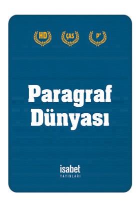 İsabet Yayınları Paragraf Dünyası