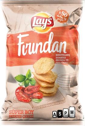 Lay's Baked Kurutulmuş Domates & Fesleğen Patates Cipsi 115 Gr