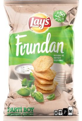 Lay's Baked Yoğurt Mevsim Yeşillikleri Patates Cipsi 159 Gr