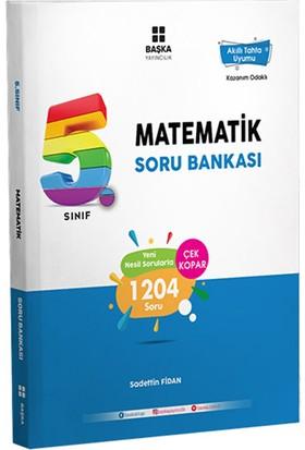 Başka Yayınları 5.Sınıf Matematık Soru Bankası