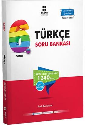 Başka Yayınları 6.Sınıf Türkçe Soru Bankası