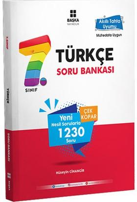 Başka Yayınları 7.Sınıf Türkçe Soru Bankası