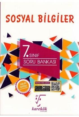 Karekök 7. Sınıf Sosyal Bilgiler Soru Bankası Yeni