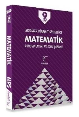 Karekök Yayıncılık 9. Sınıf Matematik Konu Anlatımlı