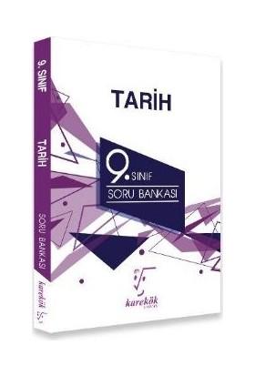Karekök Yayınları 9.Sınıf Tarih Soru Bankası