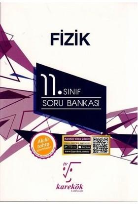 Karekök 11. Sınıf Fizik Soru Bankası Yeni - Turgay Güzey