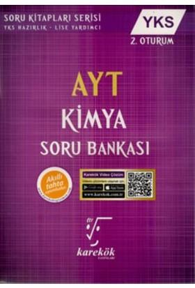 Karekök Yks Ayt Kimya Soru Bankası 2. Oturum Yeni - Ahmet Nacar