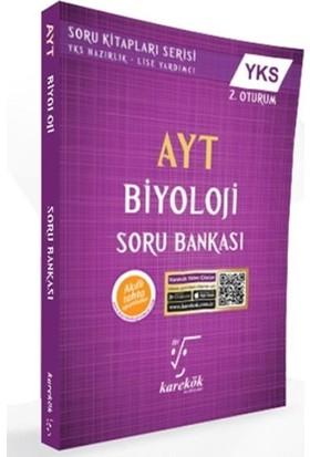 Karekök Yks Ayt Biyoloji Soru Bankası 2. Oturum Yeni - Bekir Kantepe - Murat Aydoğan