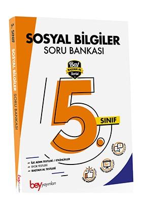 Bey Yayınları 5. Sınıf Sosyal Soru Bankası