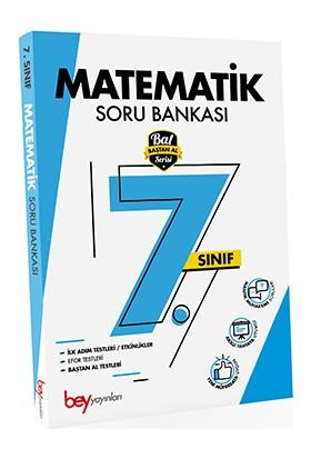 Bey Yayınları 7. Sınıf Matematik Soru Bankası