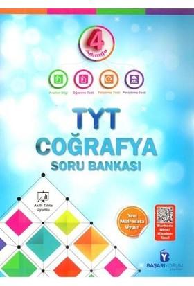 Başarıyorum Yayınları Tyt Coğrafya Soru Bankası