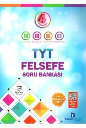 Başarıyorum Yayınları Tyt Felsefe Soru Bankası