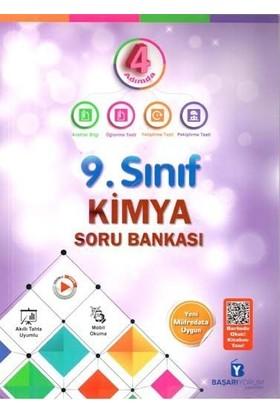 Başarıyorum Yayınları 9. Sınıf Kimya Soru Bankası