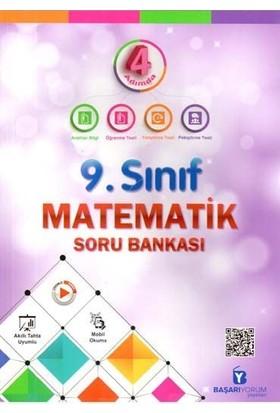 Başarıyorum Yayınları 9. Sınıf Matematik Soru Bankası