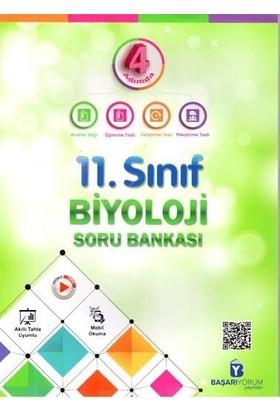 Başarıyorum Yayınları 11. Sınıf Biyoloji Soru Bankası