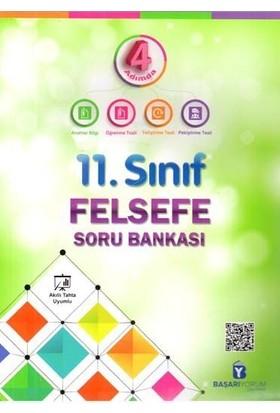 Başarıyorum Yayınları 11. Sınıf Felsefe Soru Bankası