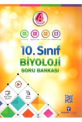 Başarıyorum Yayınları 10. Sınıf Biyoloji Soru Bankası
