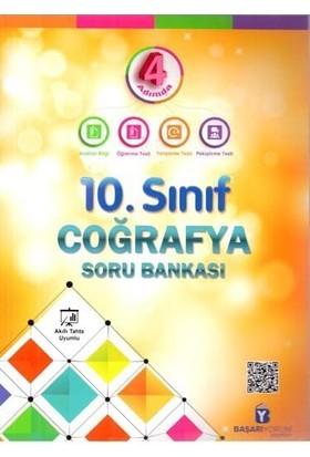 Başarıyorum Yayınları 10. Sınıf Coğrafya Soru Bankası