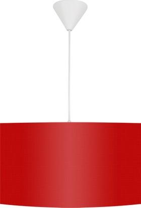 Zeyrek Sarkıt Avize - Kırmızı
