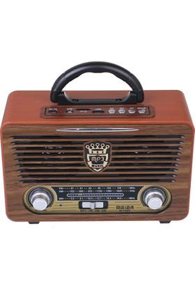 Meirer Dvs Usb Sd Bluetooth Nostaljik Radyo