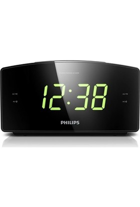 Philips AJ3400/12 Büyük Ekranlı Çift Alarm Saatli Radyo