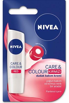 Nivea Bakımlı&Renkli Dudak Balmı Kırmızı 4,8Gr
