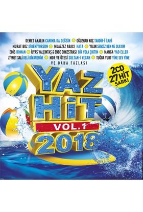 Çeşitli Sanatçılar - Yaz Hit 2018 Vol.1 - Cd