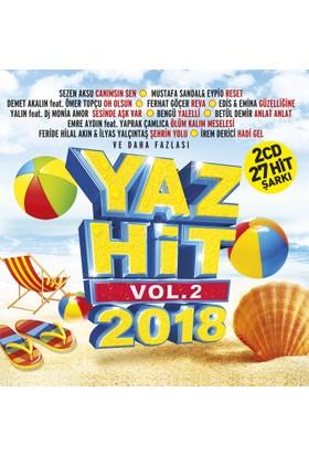 Çeşitli Sanatçılar - Yaz Hit 2018 Vol.2 - Cd
