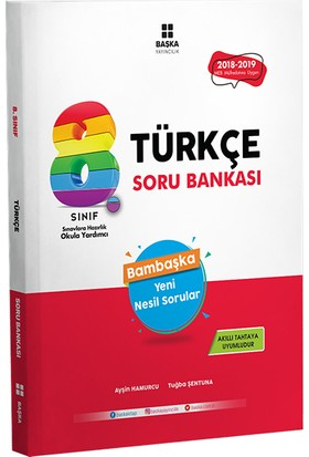 Başka Yayınları 8.Sınıf Türkçe Soru Bankası