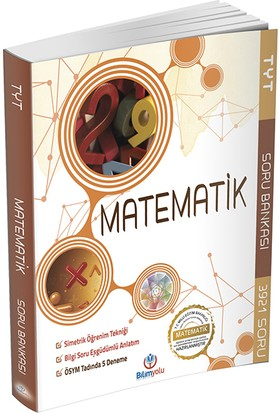 Bilim Yolu Yks Tyt Matematik Soru Bankası