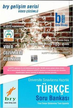 Birey B Serisi Türkçe Soru Bankası Orta Düzey