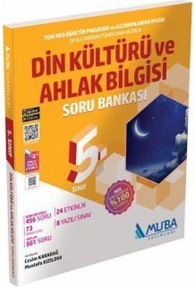 Muba 5. Sınıf Din Kültürü Ve Ahlak Bilgisi Soru Bankası