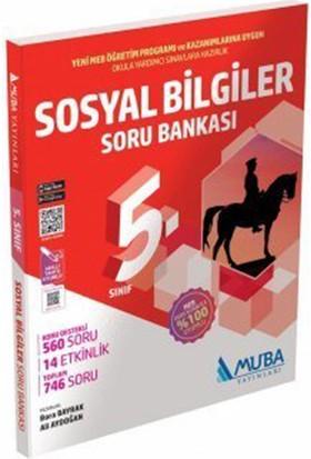 Muba 5. Sınıf Sosyal Bilgiler Soru Bankası