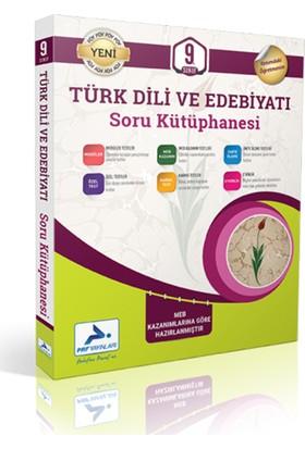Paraf 9. Sınıf Türk Dili Ve Edebiyatı Soru Kütüphanesi