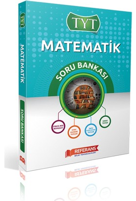 Referans Yks Tyt Matematik Soru Bankası