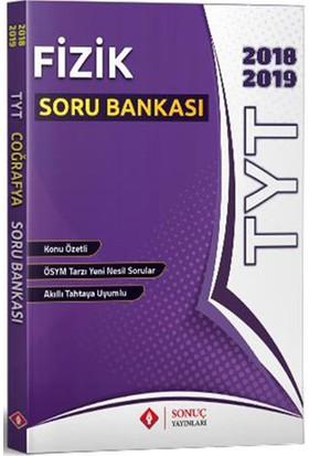 Sonuç Yayınları TYT Fizik Soru Bankası
