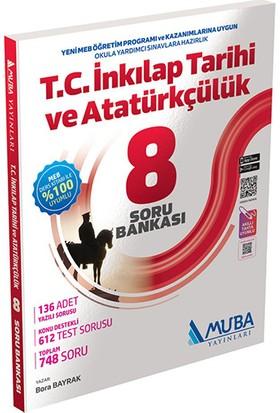 Muba Yayınları 8. Sınıf T.C İnk. Tarihi Ve Atatürkçülük Soru Bankası