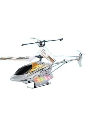 Xolo Kobra Atak Metal Helikopter 3.5 Kanal Gyro Işıklı Gece Görüşlü Kırılmaz Helikopter