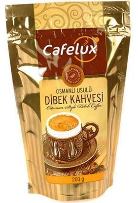 Cafelux Dibek Kahvesi 200 gr